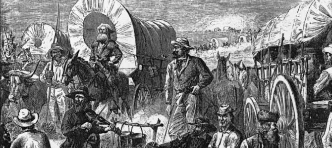 Osadníci & průkopníci