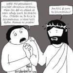 Ježíš je dekonstrukce