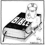 Je Bůh připoután k Bibli?